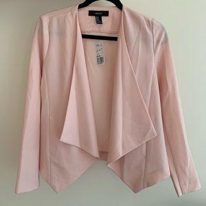 FOREVER 21 blush pink blazer